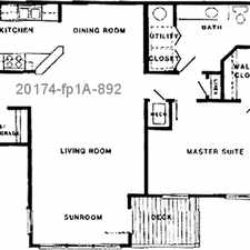 Rental info for 100 Autumn Ridge Trail in the Roswell area