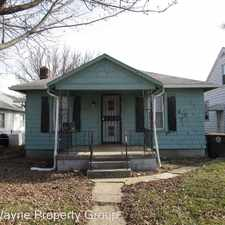 Rental info for 4017 Holton Ave