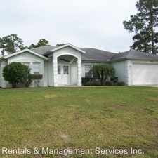 Rental info for 5310 Andris Ct