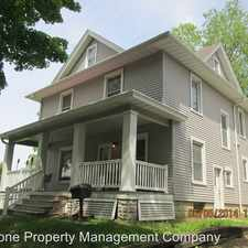 Rental info for 706 E. Market St. in the 52245 area