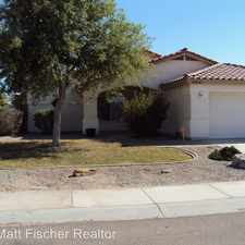 Rental info for 10641 E 39th Place in the Fortuna Foothills area