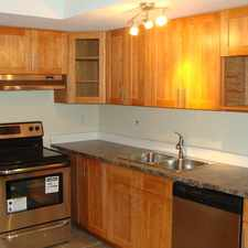 Rental info for 12121 124 Street Northwest in the Prince Charles area