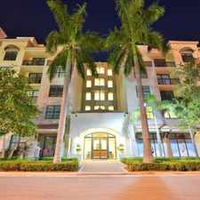 Rental info for Worthing Place in the Delray Beach area