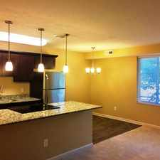 Rental info for Georgetown Manor Apartments