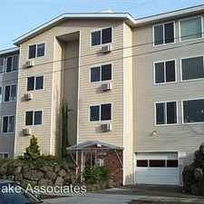 Rental info for 8356 16th Ave NW - 302 in the Loyal Heights area