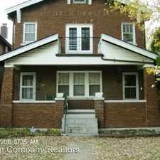 Rental info for 4638 Loughborough Ave. 1st Flr in the Princeton Heights area