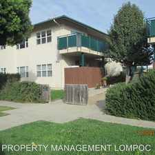 "Rental info for 314 North ""L"" Street, A-D - C in the Lompoc area"