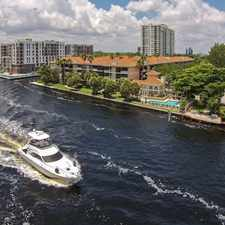 Rental info for Port Royale in the Fort Lauderdale area