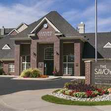 Rental info for The Savoy at Dayton Station Apartments in the Hampden South area