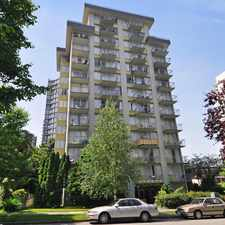 Rental info for 1650 Burnaby St