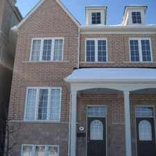 Rental info for 6 Evelyn Wiggins Drive #Upstairs in the York University Heights area