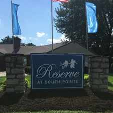 Rental info for The Reserve at South Pointe in the Loma Vista area