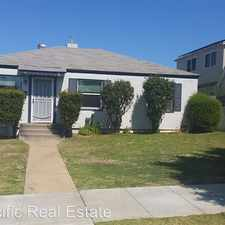 Rental info for 326 H Avenue in the San Diego area