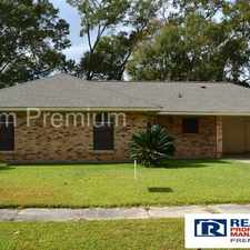 Rental info for Charming 3 Bedroom 2 Bathroom Home in Secluded Neighborhood of Baker, LA
