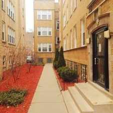 Rental info for 6424 S Kenwood #1 in the Woodlawn area