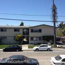 Rental info for 805 24TH AVE.#A
