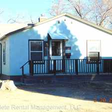 Rental info for 2724 Baltimore Ave