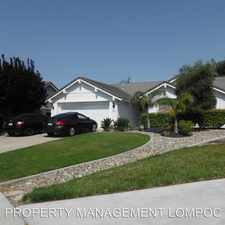 Rental info for 1061 Armstrong Street