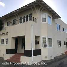 Rental info for 346 E. 7th St in the Long Beach area