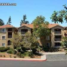 Rental info for Two Bedroom In Eastern San Diego in the San Diego area