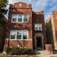 Rental info for West Cullom Avenue in the Portage Park area