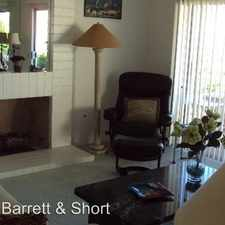 Rental info for 17387 Plaza Dolores