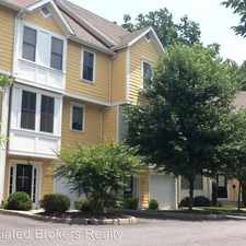 Rental info for 104-E Melbourne Park Circle in the Charlottesville area