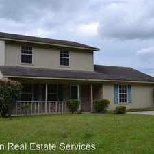 Rental info for 694 Wallace Martin Drive