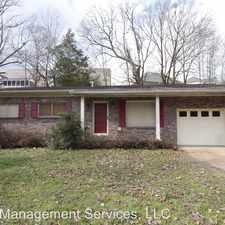 Rental info for 1013 Chickasaw in the Oxford area