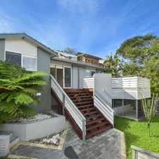 Rental info for FAMILY HOME WITH LARGE ENTERTAINING DECK in the Queenscliff area