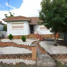 Rental info for FRESHLY PAINTED, FRESHLY POLISHED FLOORBOARDS! in the Campbelltown area