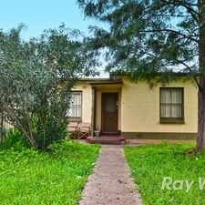 Rental info for Affordable Living! in the Adelaide area