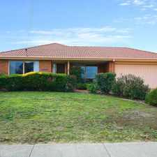 Rental info for The Perfect Place to Call Home in the Melbourne area