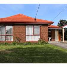 Rental info for Immaculately maintained family home in the Clarinda area