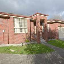 Rental info for Brick Unit Close to Shops & Parkland in the Black Hill area