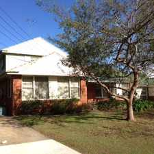 Rental info for In the Heart of Castle Hill Electricity and Water included in the rent