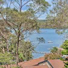 Rental info for STUNNING LAKE VIEWS in the Carey Bay area