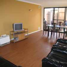 Rental info for JOONDALUP - ROOMS TO RENT - FULLY FURNISHED in the Perth area