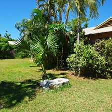 Rental info for Hidden Gem in Old Broome in the Broome area