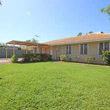 Rental info for The property is set on beautiful landscaped grounds fully reticulated for easy maintenance. Approved Application