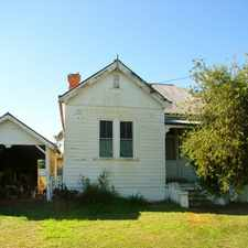 Rental info for One Bedroom Duplex in West Tamworth in the Tamworth area