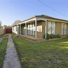 Rental info for This 5 Bedroom Home Won't Last Long! in the Geelong area