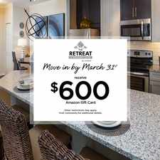 Rental info for The Retreat at Broadway Centre