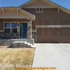 Rental info for 490 Ider Way in the Denver area