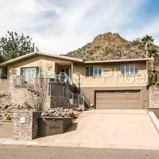 Rental info for Gorgeous Mountain View Vacation Home! SPRING SPECIAL!!! in the Phoenix area