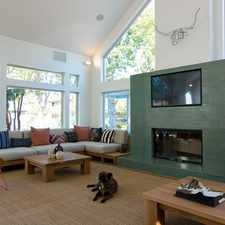Rental info for Madrone