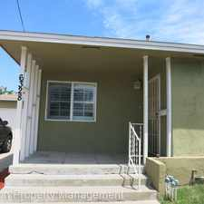 Rental info for 6328 Mesita in the San Diego area