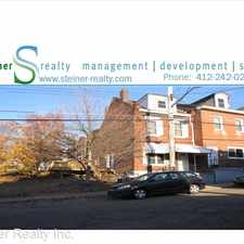 Rental info for 287 46th Street in the Lower Lawrenceville area