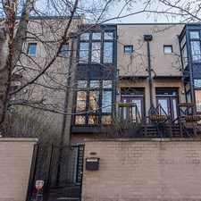 Rental info for Lincoln Park Town House w/Roof Deck!