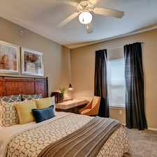 Rental info for Sereno Park Apartments in the Highland Hills area